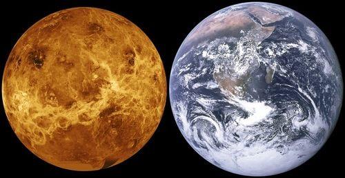 地球 比較