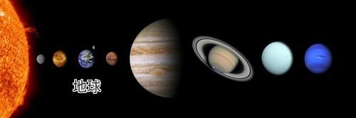 太陽系 地球