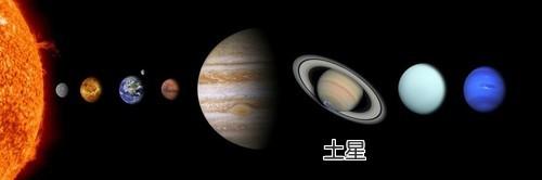 太陽系 土星