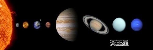 太陽系 天王星
