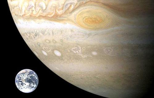 木星 地球
