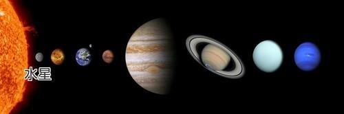 太陽系 水星
