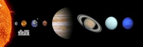 太陽系 金星