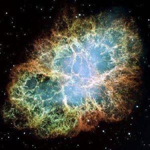 NGC1952、かに星雲