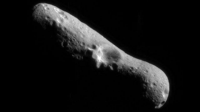 小惑星 エロス