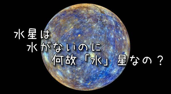 水星 名前